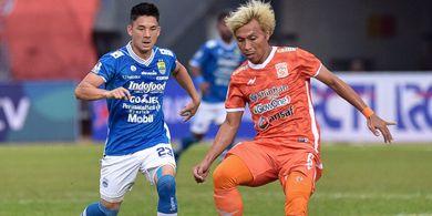 Piala Indonesia - Gol Sang Mantan Bikin Persib Kalah dari Borneo FC