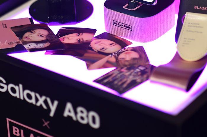 Samsung merilis Galaxy A80 Special BLACKPINK Edition