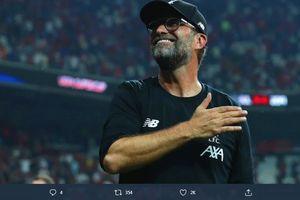 Liverpool Vs Arsenal Big Match Liga Inggris, Sanjungan Juergen Klopp