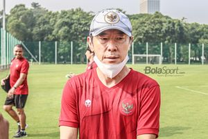 Shin Tae-yong: Pemain Timnas U-23 Indonesia Takut, Kalah Fisik dari Australia
