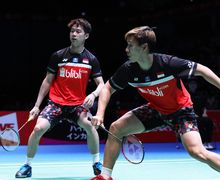 Link Live Streaming Thailand Open 2019 Babak Pertama - Marcus/Kevin Main Sore Ini!