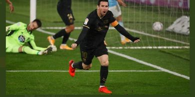 Tawaran Murah Man City untuk Lionel Messi, Jauh di Bawah Cristiano Ronaldo