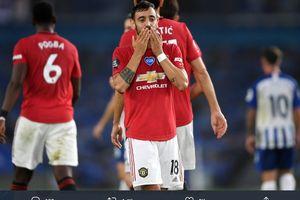 Baru Main 10 Kali untuk Man United, Bruno Fernandes Catat Rekor Apik
