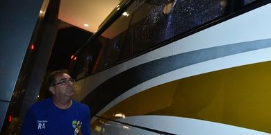 Pernyataan Sikap PT LIB Terkait Insiden Pelemparan Bus Persib