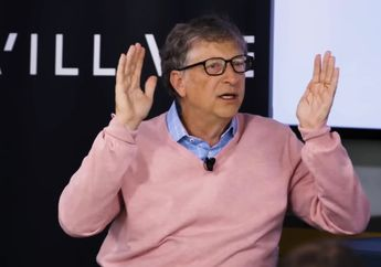 Bill Gates: Microsoft Seharusnya Jadi Pesaing Apple di Sektor Mobile