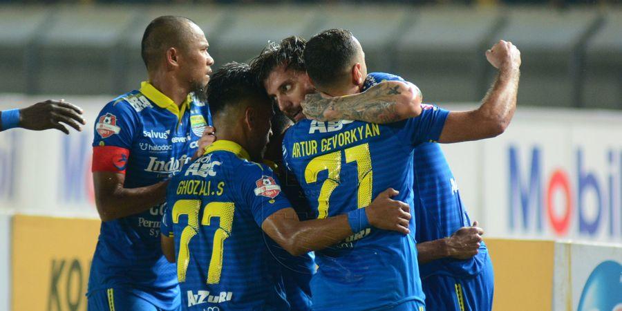 Persib Vs Bali United, Bentrok Alumni Eropa dengan Jawara Asia
