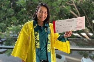 Tinggalkan Gronya Somerville, Pemain Asal Indonesia yang Bela Australia Ini Gantung Raket