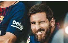 VIDEO - Bukti Lionel Messi Bukan Cuma Jago Cetak Gol, tetapi Playmaker Terbaik