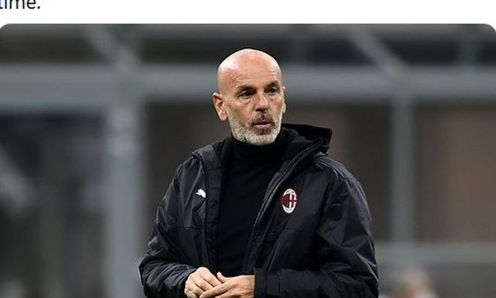 Pelatih AC Milan, Stefano Pioli beberkan kunci sukses timnya menyulitkan Manchester United di Liga Europa.