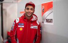 Rekrut Danilo Petrucci Dinilai Kesalahan, Ducati Tanggapi Kalem