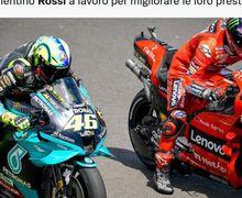 Hasil MotoGP Aragon 2021 - Murid Rossi Bikin Marquez Mati Kutu