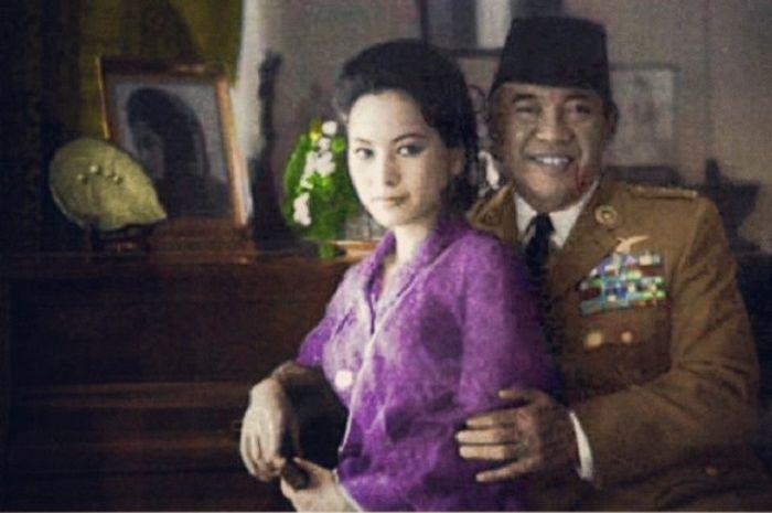 Kisah cinta Ir Soekarno dan Naoko Nemoto yang awalnya ditentang