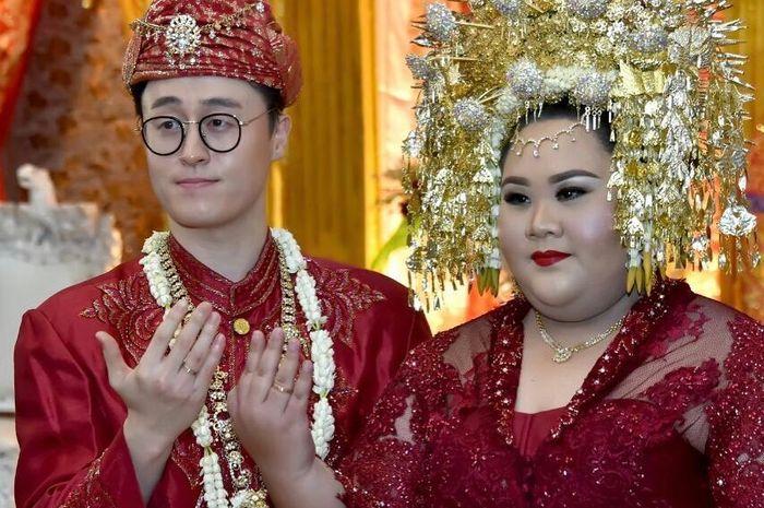 Jun dan Nanda, pasangan yang sempat viral di media sosial