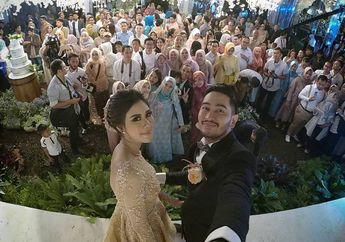 Megah dan Mewah, Ini Nilai Minus di Resepsi Pernikahan Syahnaz dan Jeje