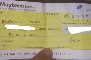 Pemain Asal Serbia Mengaku Digaji dengan Cek Palsu oleh Klub Malaysia