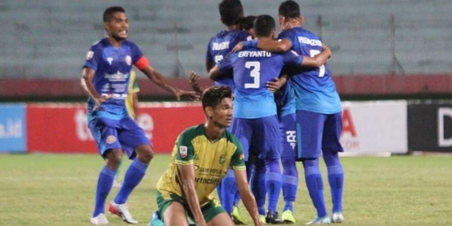Sriwijaya FC dan Persiraja Melaju ke Semifinal Liga 2 2019