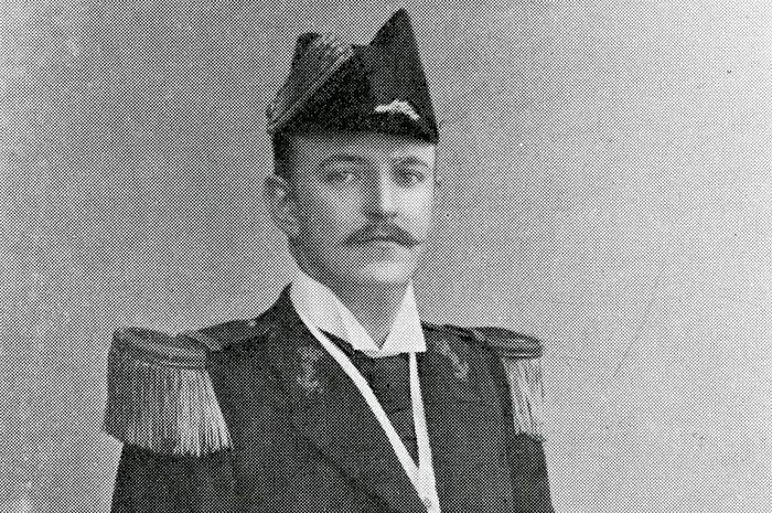 Alfred Emile Rambaldo.