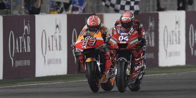 Virus Corona Merebak, Seri MotoGP Qatar 2020 Terancam Batal