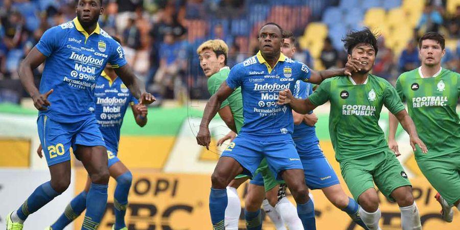 Persib Bandung Siap Turunkan Skuat Terbaik saat Hadapi Barito Putera