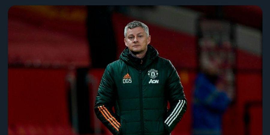 Ole Gunnar Solskjaer Khawatir Bintang Manchester United Absen hingga Akhir Musim