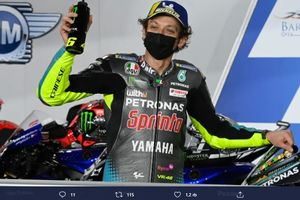 MotoGP Perancis 2021 - Motivasi Rossi Saat Ini Hanya Kenang Masa Lalu
