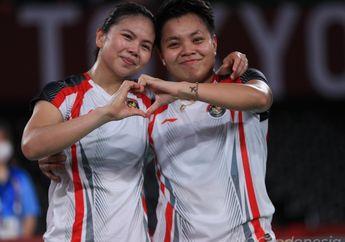 Greysia Polii Bongkar Isi di Dalam Medali Emas Olimpiade Miliknya