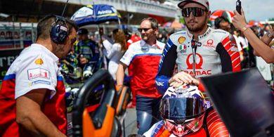 Soal Rumor Lorenzo, Miller Disarankan Bersanding dengan Marc Marquez