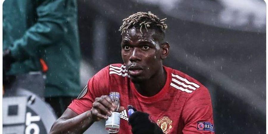 Situasi Kontrak Paul Pogba Membuat Manchester United Terbelah