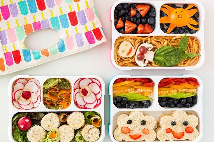 Lengkapi Asupan Gizi Seimbang Si Kecil Dengan Bekal Makan Sehat