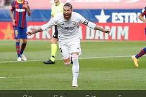 Zidane Terpojok, Manuver Sergio Ramos Gelar Pertemuan Rahasia