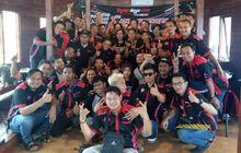 Selamat! Toyota Agya Club Chapter Garut Genap Berusia Setahun