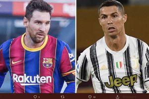 Terungkap, Juventus Pernah Hampir Duetkan Lionel Messi dengan Cristiano Ronaldo