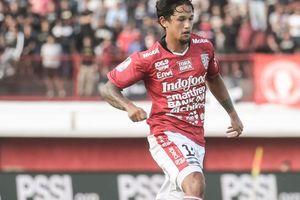 Respons CEO Bali United Soal Rumor Transfer Irfan Bachdim