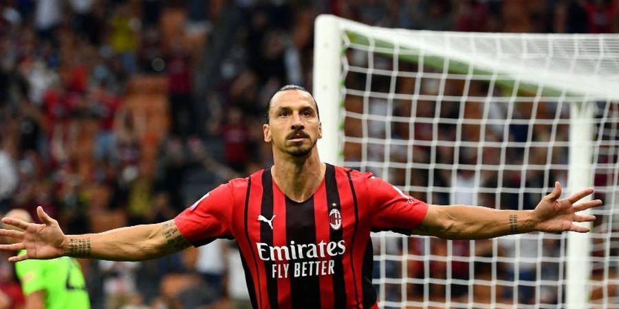 Bukan Faktor Usia, Zlatan Ibrahimovic akan Putuskan Pensiun Ketika Satu Hal Ini Terjadi