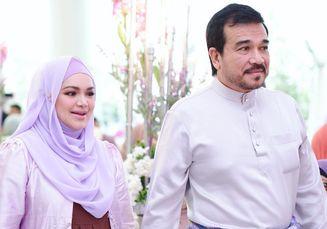 Bersama Suami, Orang-Orang Ini Ikut Dampingi Persalinan Siti Nurhaliza