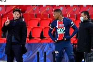 Terungkap, Kylian Mbappe Tak Pernah Bilang ke Pochettino Mau Pergi dari PSG
