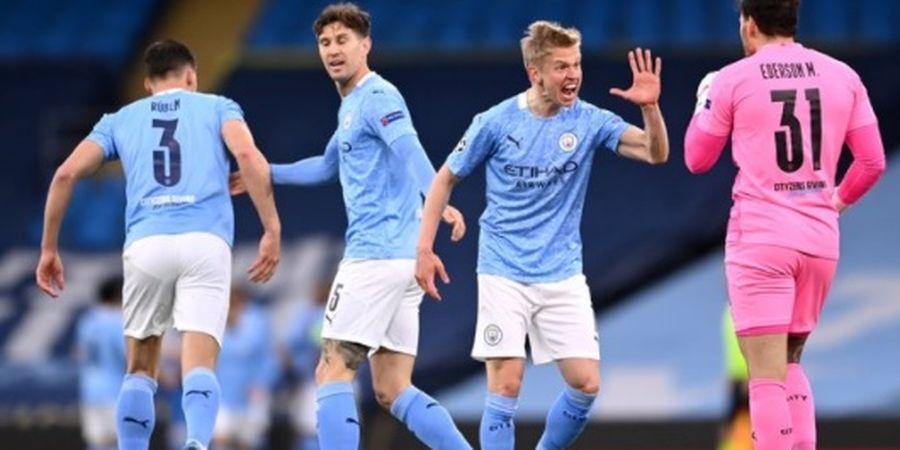 Man City Ukir Sejarah di Liga Champions, Guardiola: Ini Bukan Soal Uang