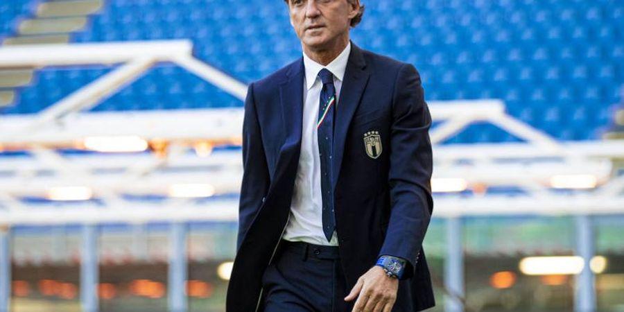 Roberto Mancini Lihat Keuntungan dari Pengunduran Piala Eropa 2020