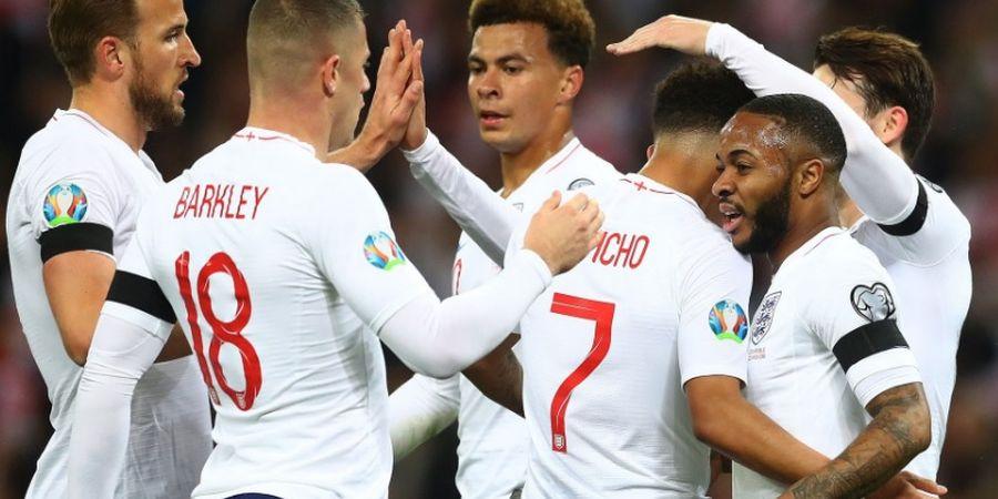 Satu Masalah Timnas Inggris di Balik Kemenangan Telak atas Rep Ceska