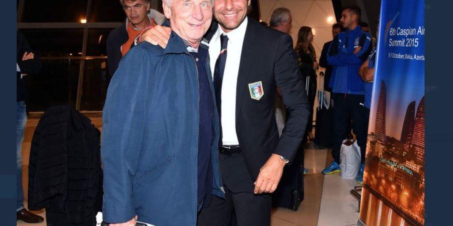 Bukti Antonio Conte Manusia Unik di Liga Italia: Cuma 1 dari 2 Pelatih Juara bareng Inter Milan dan Juventus