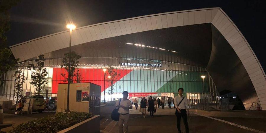 Japan Open 2019 - Sejumlah Pemain Komentari Venue Olimpiade Tokyo 2020