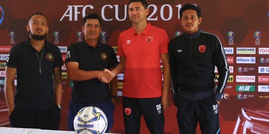 PSM Makassar Berhasrat Harumkan Sepak Bola Indonesia di Piala AFC