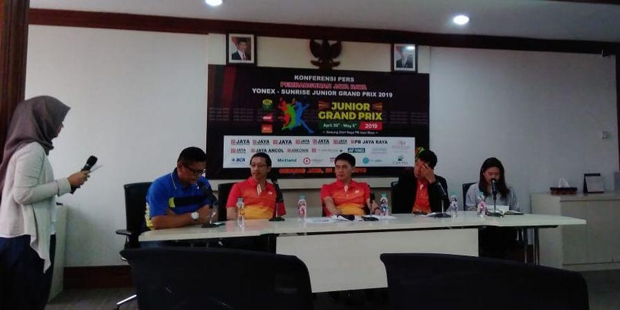 Turnamen Pembangunan Jaya Raya Yonex-Sunrise Junior Grand Prix 2019 Siap Digelar