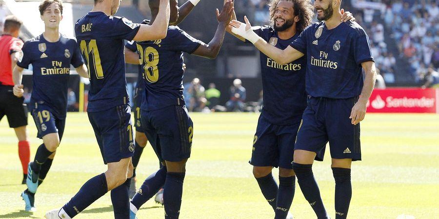 Real Madrid Menang dengan Pincang, Bale dan 3 Pemain Dipuji Zidane