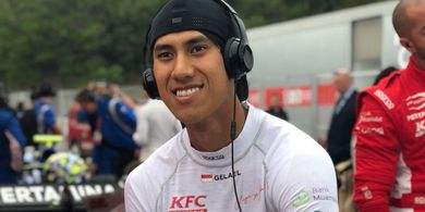 Tabrak Putra Michael Schumacher di Prancis, Sean Gelael Minta Maaf