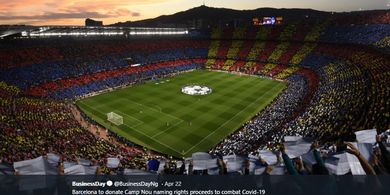 Dokumen Barcelona Bocor, Rekrut Pemain Tua Jadi Tujuan Utama Klub?