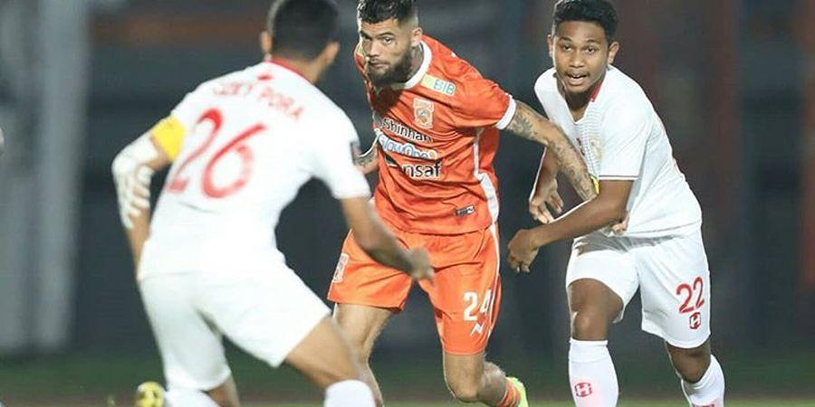 Harapan Diego Michiels untuk Diogo Campos di Borneo FC