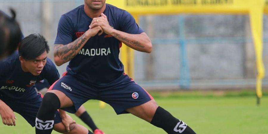 Alberto Goncalves dan Aleksandar Rakic Jadi Duet Maut Madura United