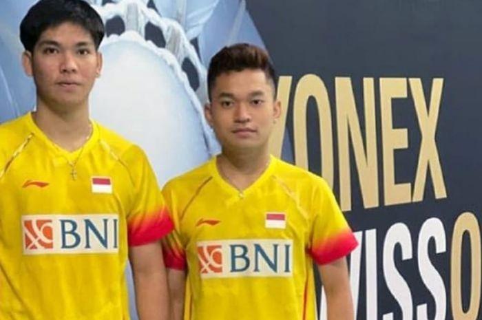 Leo Rolly Carnando/Daniel Marthin tak takut ladeni psywar, siap tantang ganda putra nomor satu Malaysia.