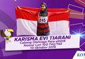 Atlet Para Atletik Indonesia, Karisma Evi Tiarani Pecahkan Rekor Dunia